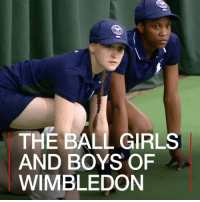9 JULY: This is what it takes to become a ball boy and ball girl at Wimbledon, the oldest tennis tournament in the world. The Championships are well under way for 2017 and have been held at the All England Club in London, since 1877. Around 250 school children act as ball boys and ball girls on the outdoor grass courts to help games run smoothly for the world's top players. More: bbc.in-Wimbledon tennis wimbledon london sport games match bbcshorts bbcsport bbcnews @bbcsport @bbcnews: THE BALL GIRLS  AND BOYS OF  WIMBLEDON 9 JULY: This is what it takes to become a ball boy and ball girl at Wimbledon, the oldest tennis tournament in the world. The Championships are well under way for 2017 and have been held at the All England Club in London, since 1877. Around 250 school children act as ball boys and ball girls on the outdoor grass courts to help games run smoothly for the world's top players. More: bbc.in-Wimbledon tennis wimbledon london sport games match bbcshorts bbcsport bbcnews @bbcsport @bbcnews