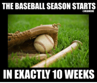 Can't come soon enough: THE BASEBALL SEASON STARTS  @MLBMEME Can't come soon enough