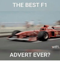 Memes, Best, and F1: THE BEST F1  wtf1.  ADVERT EVER? This Shell advert was absolutely epic! 😍😍😍 f1 formula1 scuderiaferrari wtf1