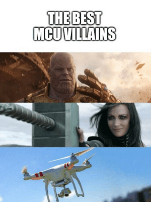 No context: THE BEST  MCU VILLAINS  u/steveparke No context