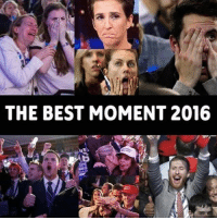 America, Memes, and Savage: THE BEST MOMENT 2016 Where were you guys when you found out Trump won?! liberal maga conservative constitution like follow presidenttrump resist stupidliberals merica america stupiddemocrats donaldtrump trump2016 patriot trump yeeyee presidentdonaldtrump draintheswamp makeamericagreatagain trumptrain triggered Partners --------------------- @too_savage_for_democrats🐍 @raised_right_🐘 @conservativemovement🎯 @millennial_republicans🇺🇸 @conservative.nation1776😎 @floridaconservatives🌴