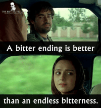 Memes, 🤖, and Bitters: THE BEST MOVIE LI  A bitter ending is better  than an endless bitterness. - About Elly 2009