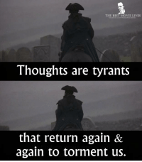 Memes, 1992, and 🤖: THE BEST MOVIE LINES  facebook com UTnebeitmovleknos  Thoughts are tyrants  that return again &  again to torment us. - Wuthering Heights 1992