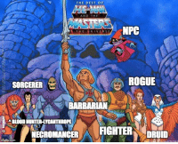 BY THE POWER OF GREYSKULL!!! ~ Mira Manga: THE BEST OF  AND THE  NPC  THE  I VERSE  ROGUE  SORCERER  BARBARIAN  SABLOODHUNTER-LVCANTHROPE  FIGHTER  DRUID  NECROMANCER  mgtip Com BY THE POWER OF GREYSKULL!!! ~ Mira Manga