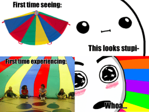 The best part of gym class as a kid back in the day:: The best part of gym class as a kid back in the day:
