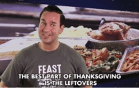 Eating Thanksgiving