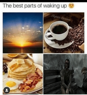 Morning gang! https://t.co/ALEChcDHpS: The best parts of waking up  Skyrim Heawen Morning gang! https://t.co/ALEChcDHpS