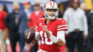 The BEST plays from @JimmyG_10's 2019 season! 🎯 @49ers https://t.co/FqAO8ctAtD: The BEST plays from @JimmyG_10's 2019 season! 🎯 @49ers https://t.co/FqAO8ctAtD