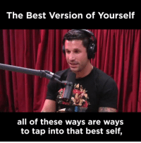 Journey, Memes, and 🤖: The Best Version of Yourself  all of these ways are Ways  to tap into that best self Embrace those moments when your best self shines through. Use them as a reference point in the journey to living a life immersed in the authentic flow of consciousness.