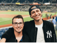 the best way to end an already amazing week w- @omgitsalaska was to attend a Yankees vs Red Sox game where they won 10-1. 😳 so thankful for all the awesome opportunities I've been given and the genuine people I get to call my friends and family. Can't wait to create even more memories. ⚾️: the best way to end an already amazing week w- @omgitsalaska was to attend a Yankees vs Red Sox game where they won 10-1. 😳 so thankful for all the awesome opportunities I've been given and the genuine people I get to call my friends and family. Can't wait to create even more memories. ⚾️