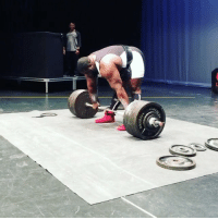 The big man @optimusprime_334 doing it big for Windsor, ON! 800lbs 363kg was put on the bar and it went up like a paper weight! @fouadabiad @great_white_north_juggernaut bigray fac 519nails powerliftingmotivation deadlift: The big man @optimusprime_334 doing it big for Windsor, ON! 800lbs 363kg was put on the bar and it went up like a paper weight! @fouadabiad @great_white_north_juggernaut bigray fac 519nails powerliftingmotivation deadlift