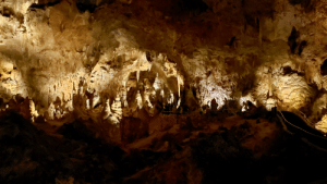 The Big Room - Carlsbad Caverns, New Mexico: The Big Room - Carlsbad Caverns, New Mexico