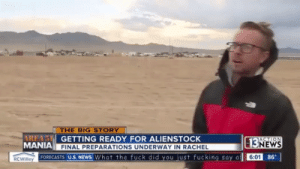 Uncensored area 51 raid footage: THE BIG STORY  AREA'S GETTING READY FOR ALIENSTOCK  MANIA  ACTION  13NEWS  FINAL PREPARATIONS UNDERWAY IN RACHEL  FORECASTS U.S. NEWS What the fuck did you just fucking say a  86  6:01  RCWilley Uncensored area 51 raid footage