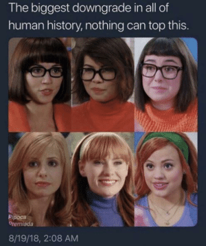 Scooby Don't by WITCHFlNDER-GENERAL MORE MEMES: The biggest downgrade in all of  human history, nothing can top this.  Pipoca  Oremiada  8/19/18, 2:08 AM Scooby Don't by WITCHFlNDER-GENERAL MORE MEMES
