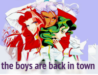 "The Boys Are Back in Town, Tumblr, and Thank You: the boys are back in town <p><a class=""tumblr_blog"" href=""http://vilecrocodile.tumblr.com/post/135922914955"">vilecrocodile</a>:</p> <blockquote> <p><a class=""tumblr_blog"" href=""http://transgirlnausicaa.tumblr.com/post/135893643282"">transgirlnausicaa</a>:</p> <blockquote> <p><a class=""tumblr_blog"" href=""http://vilecrocodile.tumblr.com/post/135866687555"">vilecrocodile</a>:</p> <blockquote> <p><a class=""tumblr_blog"" href=""http://lavenderlapis.tumblr.com/post/135865410668"">lavenderlapis</a>:</p> <blockquote> <p><a class=""tumblelog"" href=""http://tmblr.co/m4j-yX5ldx7SdRFOVjMx0vw"">@vilecrocodile</a></p> </blockquote> <p>make them leave</p> </blockquote> <p>as you wish</p> <figure class=""tmblr-full"" data-orig-height=""362"" data-orig-width=""480""><img src=""https://78.media.tumblr.com/5fb49205e4cb6313c889f8707d2dc376/tumblr_inline_nzwh99ZM1g1r6dsf9_540.jpg"" data-orig-height=""362"" data-orig-width=""480""/></figure></blockquote> <p>thank you</p> </blockquote>"