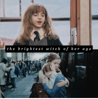 Memes, 🤖, and Witch: the brightest witch of her age  hebrightestTwitch of he-ge  STPROPHECY Try to spell 'Hermione' in the comment with your eyes closed ⚯͛