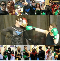 What a great day. So many great cosplays! A dope joker, a fantastic Ivy, Jean Gray, cyclops (even though he stole my look), the best Magik I've ever seen, a nice gender-bent batman beyond, and of course the new love of my life; the beautiful starfire. Glad I could make it to the con and hope to go next year (and hope to see some of these awesome guys soon!). Thank you all for a great day. ~Green Arrow And I almost forgot to thank someone who, without him this cos wouldn't even be possible! thank you so much Shane ( @roadrnr08 ) for the armor pieces, they looked incredible and helped me look as good as I did!: THE C What a great day. So many great cosplays! A dope joker, a fantastic Ivy, Jean Gray, cyclops (even though he stole my look), the best Magik I've ever seen, a nice gender-bent batman beyond, and of course the new love of my life; the beautiful starfire. Glad I could make it to the con and hope to go next year (and hope to see some of these awesome guys soon!). Thank you all for a great day. ~Green Arrow And I almost forgot to thank someone who, without him this cos wouldn't even be possible! thank you so much Shane ( @roadrnr08 ) for the armor pieces, they looked incredible and helped me look as good as I did!