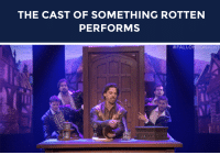"God, Shakespeare, and Target: THE CAST OF SOMETHING ROTTEN  PERFORMS   #FALLO TONIGH <p><a href=""http://www.nbc.com/the-tonight-show/segments/128741"" target=""_blank"">The cast of Broadway's Something Rotten! performs &ldquo;God I Hate Shakespeare&rdquo; and &ldquo;Hard to Be the Bard&rdquo;!</a><br/></p>"