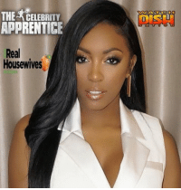 "Memes, Watch Me, and The Celebrity Apprentice: THE CELEBRITY  APPRENTICE  Real  Housewives ""Gotta blame it on Jesus Hashtag BLESSED"" Three Shows at the same time! Thank you for watching Rhoa last night! Tune into @apprenticenbc TONIGHT at 8-7c & watch me Every weekday on @DishNation !! TeamPorsha Bravo NBCUniveral FOX 🙌🏾🙏🏾 BestRevengeIsYoPaper 2017GlowUp CelebApprentice"