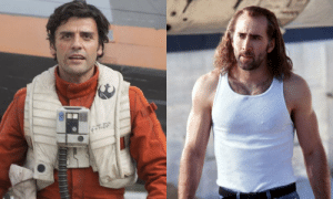 The character Poe Dameron in Star Wars: The Force Awakens was intended as an homage to the character Cameron Poe from Con Air, a favorite film of Star Wars director J.J. Abrams, but Abrams got the name wrong when writing it down due to being intoxicated throughout the entire production: The character Poe Dameron in Star Wars: The Force Awakens was intended as an homage to the character Cameron Poe from Con Air, a favorite film of Star Wars director J.J. Abrams, but Abrams got the name wrong when writing it down due to being intoxicated throughout the entire production
