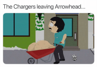 Do chargers fans exist or nah: The Chargers leaving Arrowhead  COMEDY  CENTRAL Do chargers fans exist or nah