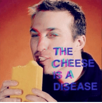 """<p>[<a href=""""https://www.reddit.com/r/surrealmemes/comments/7cyl41/oh/"""">Src</a>]</p>: THE  CHEES  İSA  DISEASE <p>[<a href=""""https://www.reddit.com/r/surrealmemes/comments/7cyl41/oh/"""">Src</a>]</p>"""