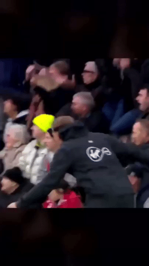 The Chelsea fans who racially abused Tammy Abraham celebrating his hat-trick vs Wolves but then remembering they're racist. https://t.co/0Rnq1rQcKf: The Chelsea fans who racially abused Tammy Abraham celebrating his hat-trick vs Wolves but then remembering they're racist. https://t.co/0Rnq1rQcKf