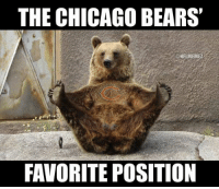 It's 42-0 at the half... CHIvsGB: THE CHICAGO BEARS  CONFLMEMEZ  FAVORITE POSITION It's 42-0 at the half... CHIvsGB
