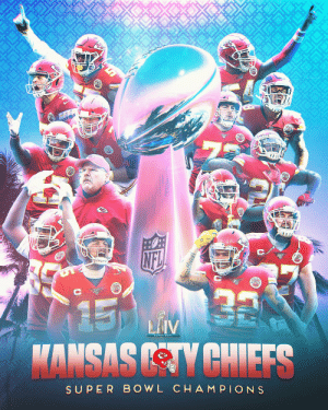 THE @CHIEFS ARE SUPER BOWL CHAMPIONS! #SBLIV #ChiefsKingdom https://t.co/274mkonLIZ: THE @CHIEFS ARE SUPER BOWL CHAMPIONS! #SBLIV #ChiefsKingdom https://t.co/274mkonLIZ