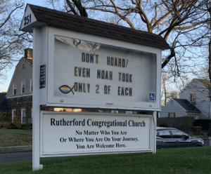 The church in my town is always posting fantastic signs: The church in my town is always posting fantastic signs