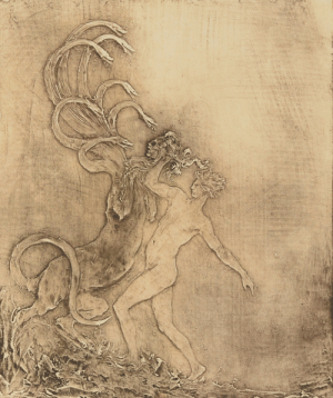 the-cinder-fields:Pierre Roche, The Medusa, 1912: the-cinder-fields:Pierre Roche, The Medusa, 1912