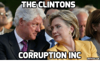 Fucking, Memes, and White House: THE CLINTONS  CORRUPTION ING  DAVIDICKE.COM Hillary Said 'If That Fucking Trump Gets In The White House We're ALL Going To The Gallows!' During Meltdown Rage https://www.davidicke.com/article/391055/hillary-said-fucking-trump-gets-white-house-going-gallows-meltdown-rage