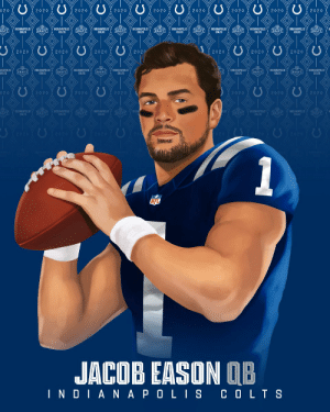 The @Colts land QB Jacob Eason in the fourth round 💪  📺: 2020 #NFLDraft on NFLN/ESPN/ABC 📱: https://t.co/G7fI4L8MxF https://t.co/Rcssk3zkY0: The @Colts land QB Jacob Eason in the fourth round 💪  📺: 2020 #NFLDraft on NFLN/ESPN/ABC 📱: https://t.co/G7fI4L8MxF https://t.co/Rcssk3zkY0