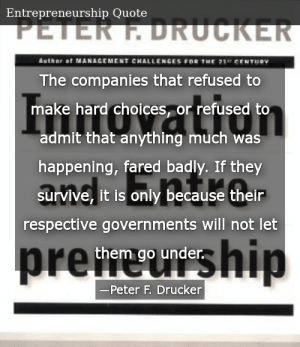 peter f drucker innovation and entrepreneurship