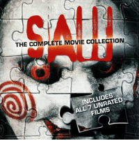 I want to play a game. Saw: The Complete Collection is now available at PlayStation Store play.st/2dzdGTC: THE COMPLETE MOVIE COLLECTION  INCLUDES  ALL FILMS I want to play a game. Saw: The Complete Collection is now available at PlayStation Store play.st/2dzdGTC