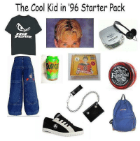 Funny, Cool, and Fireball: The Cool Kid in 196 Starter Pack  URG  Fireball  Perform