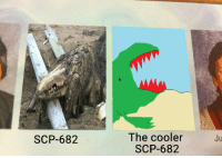 Scp 682: The cooler  SCP-682  SCP-682  Ju