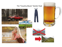 """The """"Country Music"""" Starter Pack: The """"Country Music"""" Starter Pack"""