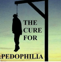 I can think of a few more: THE  CURE  FOR  PEDOPHILIA I can think of a few more