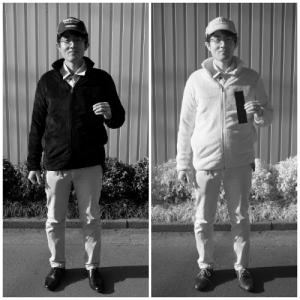 The curious world of Infrared. This is the same picture taken with 2 different cameras.: The curious world of Infrared. This is the same picture taken with 2 different cameras.