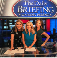 Click, Instagram, and Memes: The Daily  BRIEFING  * W/DANA PERINO Behind the scenes of @dailybriefingfnc with @danaperino, @jennabhager and Barbara Bush! Click the link in our bio to see the full interview and make sure to visit our Instagram Stories for more pictures!