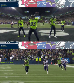 The @dak dance? The @Seahawks' tribute to New Edition? Which team had the GREATEST celebration of 2019? 🎉 https://t.co/MaMhJUuc68: The @dak dance? The @Seahawks' tribute to New Edition? Which team had the GREATEST celebration of 2019? 🎉 https://t.co/MaMhJUuc68