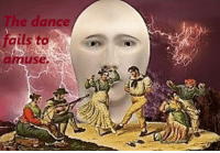 "<p>[<a href=""https://www.reddit.com/r/surrealmemes/comments/89q9j7/the_dance_was_not_good/"">Src</a>]</p>: The dance  fails to  amuse <p>[<a href=""https://www.reddit.com/r/surrealmemes/comments/89q9j7/the_dance_was_not_good/"">Src</a>]</p>"