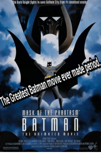 I hate Batman but I think we can all agree on this- DarkseidΩ #GothamCityMemes: The Dark Knight fights to save Gotham Cily from its deadliest enem  period  made moieever Batman Greatest MASK OF THE PHANTASM  BAT MAN  THE A n I M A T E O M O VI E I hate Batman but I think we can all agree on this- DarkseidΩ #GothamCityMemes