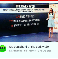 Search the dark web Memes on ME ME