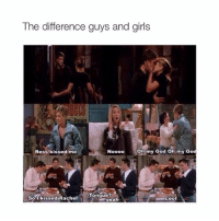 I want pizza too: The difference guys and girls  Noooo Oh my God Oh my God  Tongue?  So I kissed Rachel  cool  yeah I want pizza too