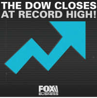 "Memes, A Matter, and 🤖: THE DOW CLOSES  AT RECORD HIGH!  FOX  BUSINESS Regram @FoxBusiness: BREAKING NEWS: U.S. stocks climbed on Thursday with all three major averages closing at record highs after President DonaldTrump said a ""phenomenal"" announcement on tax reform would come in a matter of weeks."