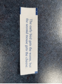 """<p><a href=""""http://ragecomicsbase.com/post/161385476697/best-fortune-ive-ever-seen"""" class=""""tumblr_blog"""">rage-comics-base</a>:</p>  <blockquote><p>Best fortune I've ever seen.</p></blockquote>: The early bird gets the worm, but  the second mouse gets the cheese. <p><a href=""""http://ragecomicsbase.com/post/161385476697/best-fortune-ive-ever-seen"""" class=""""tumblr_blog"""">rage-comics-base</a>:</p>  <blockquote><p>Best fortune I've ever seen.</p></blockquote>"""