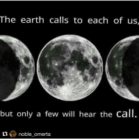 Sounds, vibrations, frequency... vibrate higher, open your mind, pay attention to symbols, to events why did they happen: The earth calls to each of us  but only a few will hear the call  noble omerta. Sounds, vibrations, frequency... vibrate higher, open your mind, pay attention to symbols, to events why did they happen