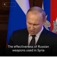 """Memes, Vladimir Putin, and Putin: The effectiveness of Russian  weapons used in Syria """"We can say with certainty that we are stronger now than any potential aggressor - anyone.""""  Russian President Vladimir Putin boasts about the size of his military, which has been aiding the regime in Syria."""
